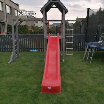 Žaidimų aikštelės vaikams - lauko žaidimų aikštelės, čiuožyklos, smėlio dėžės,supynės.